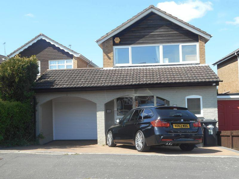 3 Bedrooms Link Detached House for sale in Brodick Way, Nuneaton
