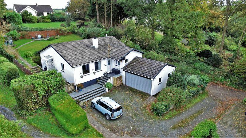 3 Bedrooms Detached Bungalow for sale in Stowford, Lewdown, Okehampton