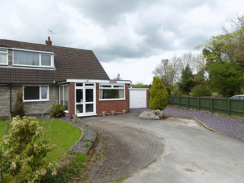 3 Bedrooms Semi Detached House for sale in High Street, Tarvin