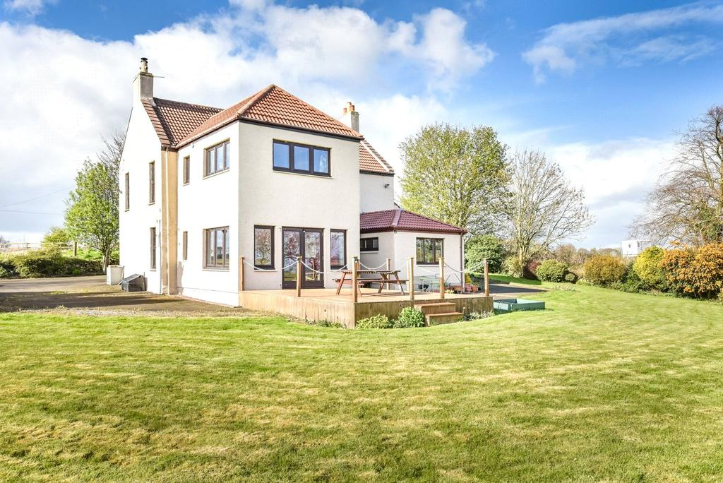 5 Bedrooms Detached House for sale in Dalbeath Farm LOT 1, By Cowdenbeath, Fife, KY4
