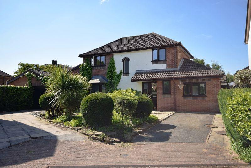 4 Bedrooms Detached House for sale in Amelia Close, Widnes