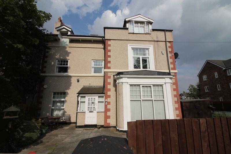2 Bedrooms Flat for sale in 145 Highfield Road, Rock Ferry