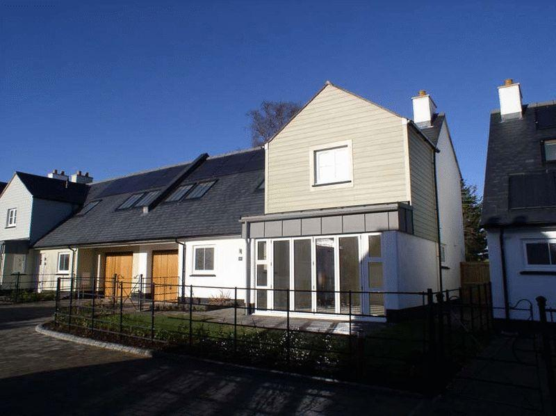 3 Bedrooms Semi Detached House for sale in Plot 10, Stannary Gardens, Chagford