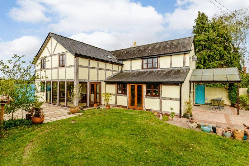 5 Bedrooms Unique Property for sale in SHENMORE, Nr MADLEY