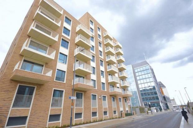 Pienna apartment block north west village beechcroft for West village apartment for sale