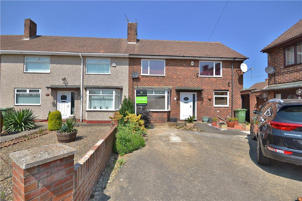 4 Bedrooms End Of Terrace House for sale in Rievaulx Close, Roseworth, Stockton-On-Tees