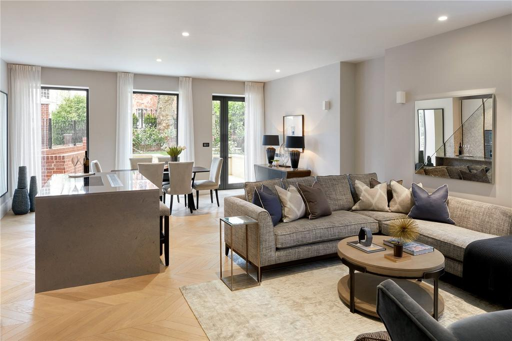 3 Bedrooms Flat for sale in Netherhall Gardens, Hampstead, London, NW3
