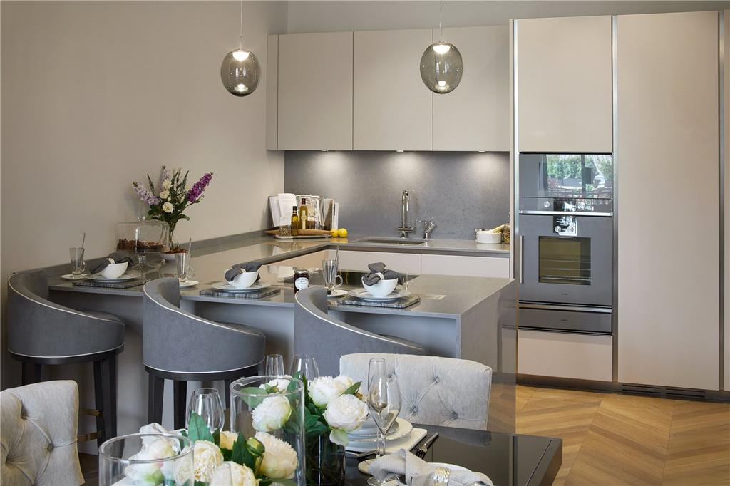 3 Bedrooms Flat for sale in Otto Schiff House, 12 Nutley Terrace, Hampstead, London, NW3