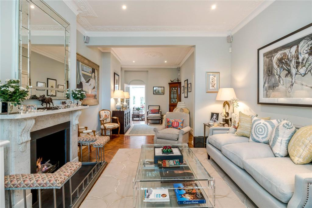 6 Bedrooms Terraced House for sale in Crondace Road, Eel Brook Common, Parsons Green, Fulham, SW6