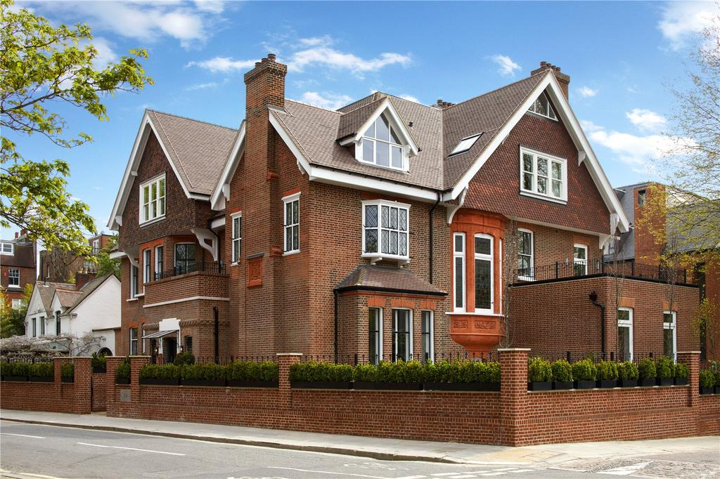 2 Bedrooms Flat for sale in Netherhall Gardens, Hampstead, London, NW3