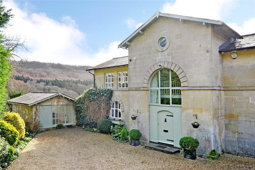 4 Bedrooms Detached House for sale in Claverton, Bath, BA2
