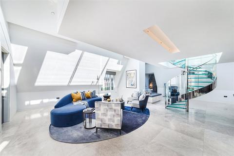 5 bedroom penthouse to rent - Carlos Place, London, W1K