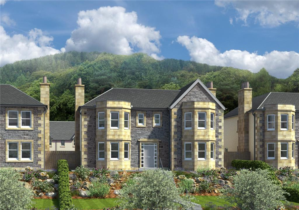 5 Bedrooms Detached House for sale in House 3 Teviot Villa Hydro Gardens, Innerleithen Road, Peebles, EH45