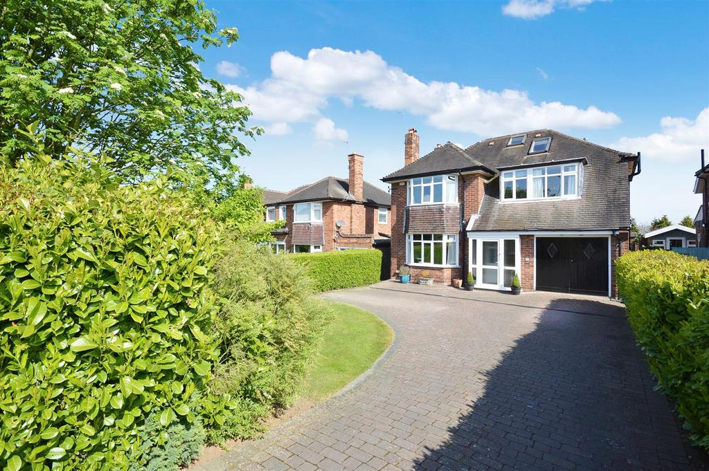 4 Bedrooms Detached House for sale in Harrowby Lane, Grantham