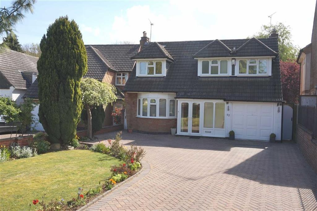 4 Bedrooms Detached House for sale in Ringers Spinney, Oadby, Leicester