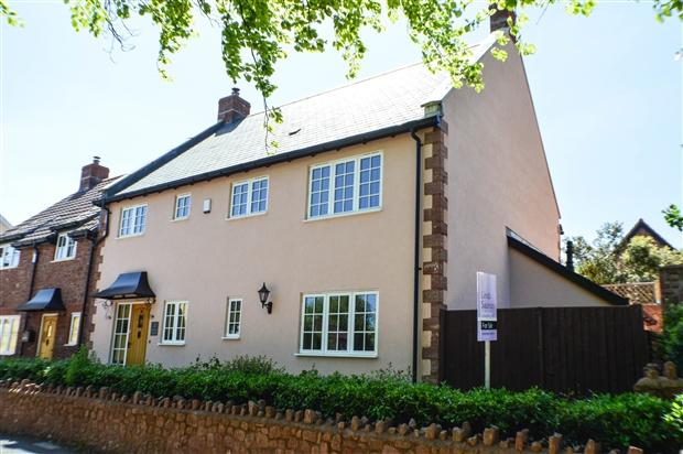 4 Bedrooms Detached House for sale in Brook Street North Newton TA7
