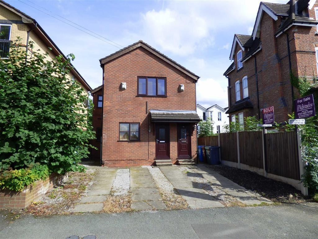 2 Bedrooms Flat for sale in Wellington Road, Fallowfield, Manchester, M14