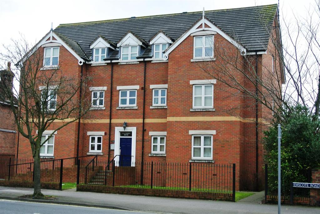 2 Bedrooms Apartment Flat for sale in Emscote Road, Warwick