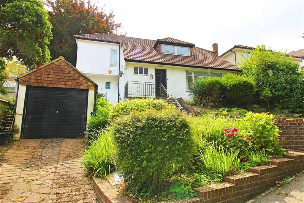 3 Bedrooms Detached House for sale in Tongdean Rise, Brighton, East Sussex