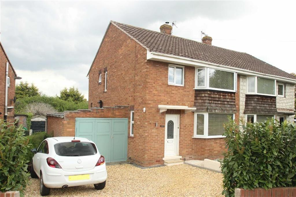 3 Bedrooms Semi Detached House for sale in Moston Road, Shrewsbury