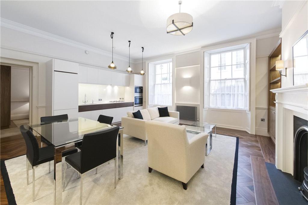 1 Bedroom Flat for sale in Buckingham Street, Covent Garden London, WC2N