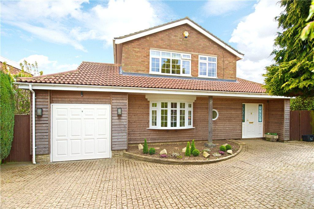 4 Bedrooms House for sale in Leighton Road, Toddington, Dunstable, Bedfordshire