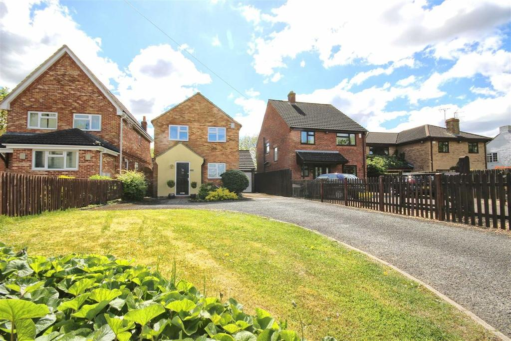 3 Bedrooms Detached House for sale in Reddings Road, The Reddings, Cheltenham, GL51