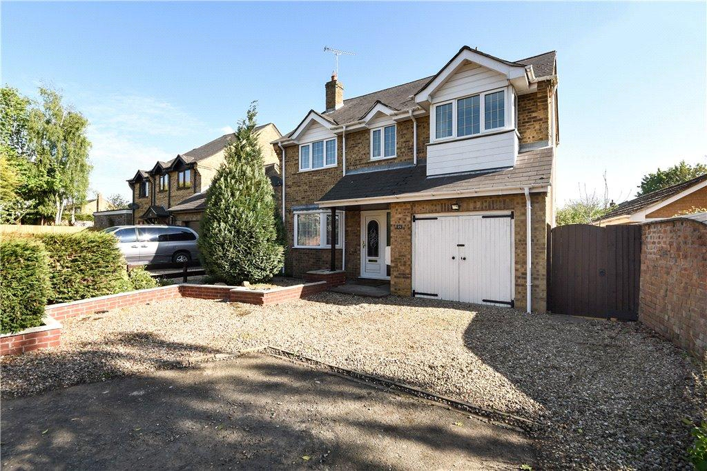 4 Bedrooms Detached House for sale in Murswell Lane, Silverstone, Towcester, Northamptonshire