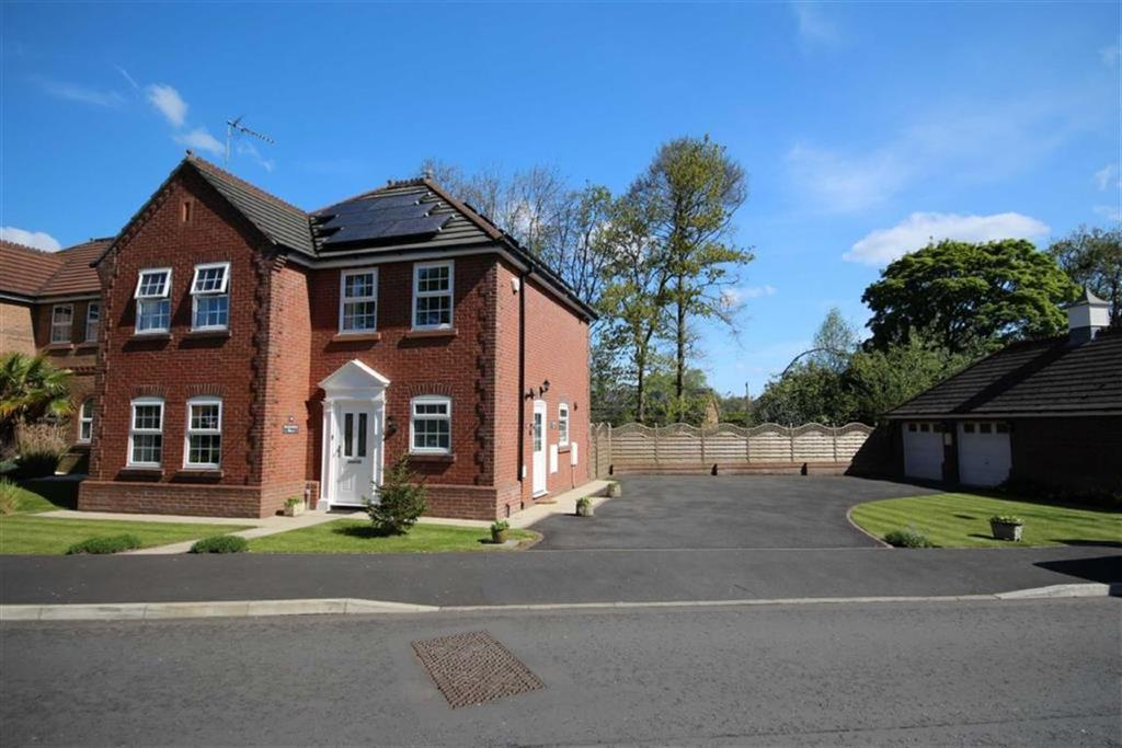 4 Bedrooms Detached House for sale in Pikes Bridge Fold, Eccleston, St Helens, WA10