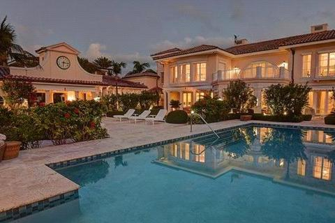 6 bedroom villa  - Beachfront Trophy Property, Ocean Club Estates, Paradise Island