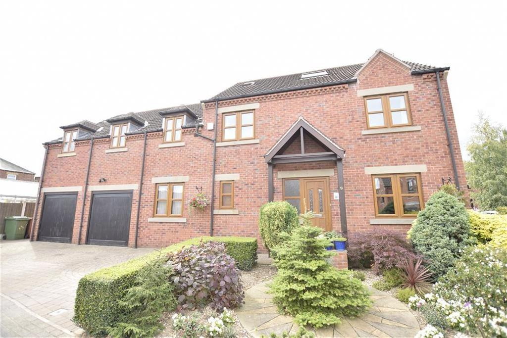 5 Bedrooms Detached House for sale in Calderstone Court, Middlestown, WAKEFIELD, WF4