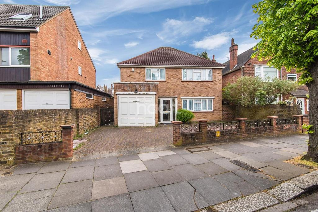 4 Bedrooms Detached House for sale in Mount Park Road, Ealing
