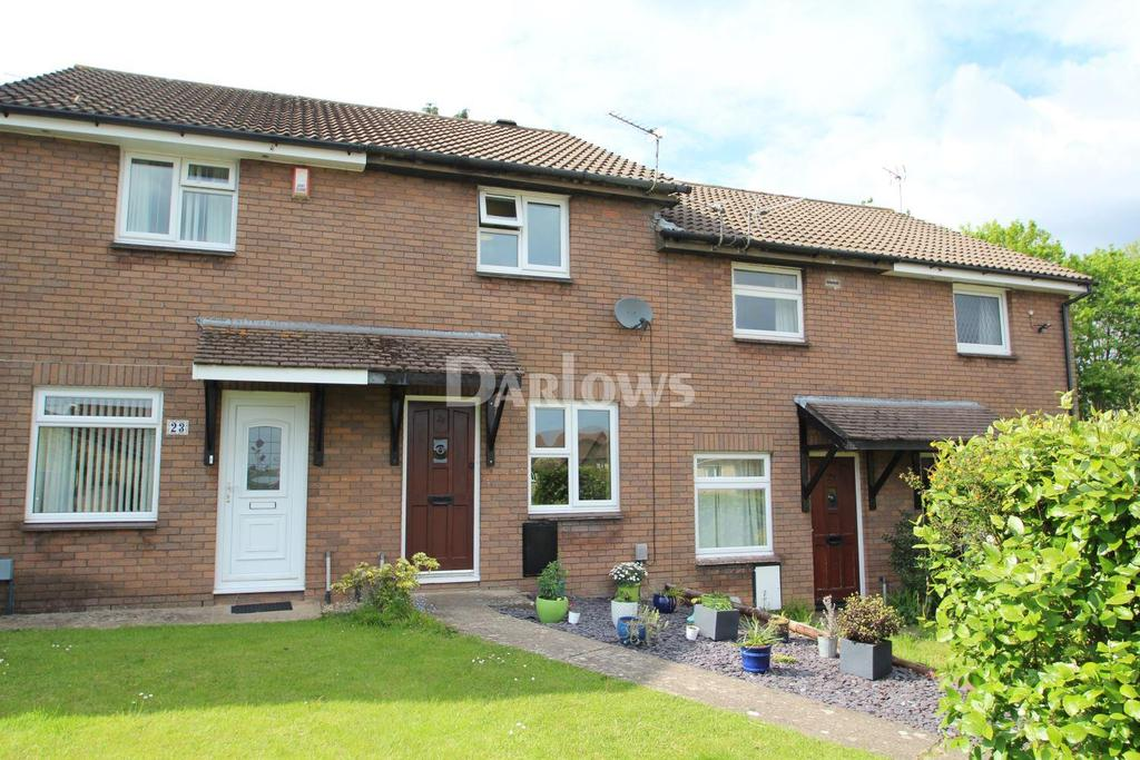 2 Bedrooms Terraced House for sale in Glyn Simon Close, Danescourt