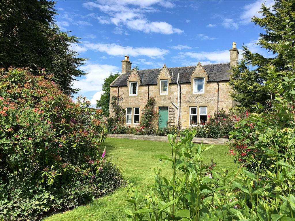 4 Bedrooms Detached House for sale in Bogbain Farm, Tain, Highland, IV19