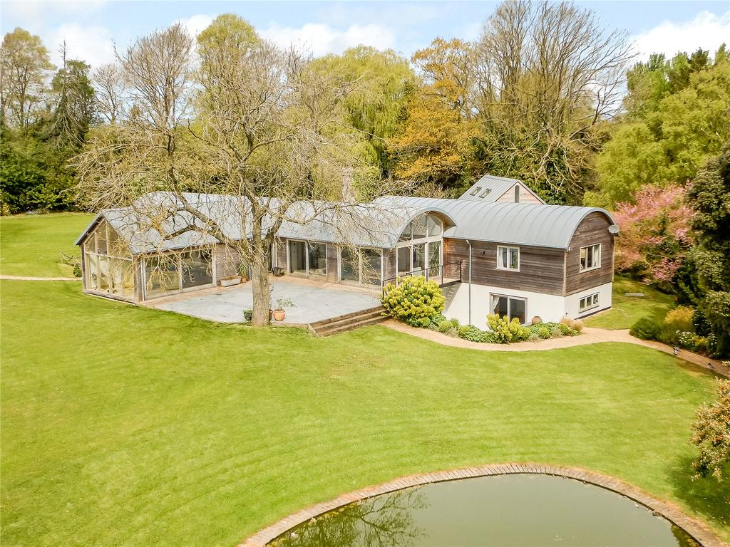 6 Bedrooms Detached House for sale in West Wickham Road, Balsham, Cambridge