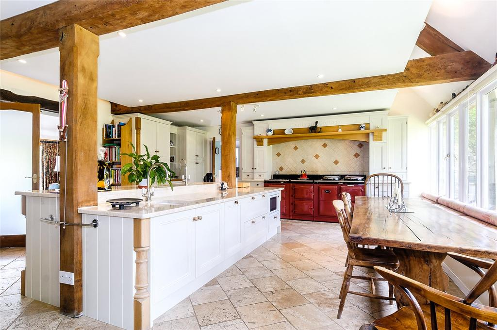 Mill end chadlington chipping norton oxfordshire 4 bed for Kitchens chipping norton