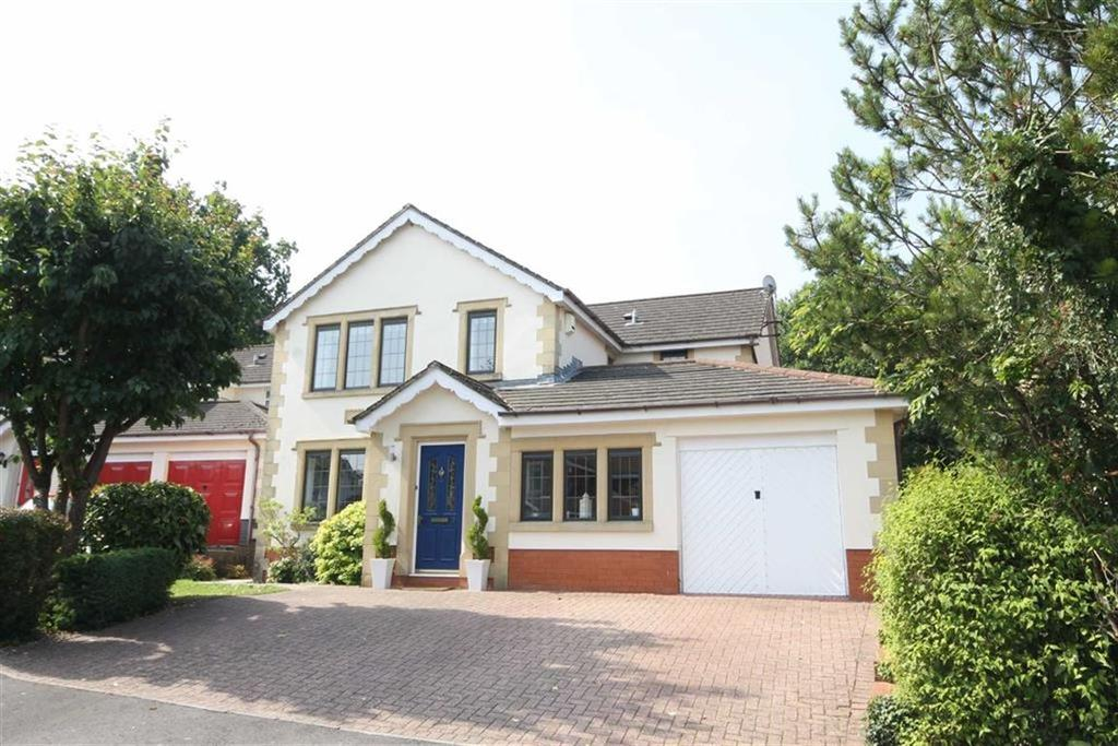 5 Bedrooms Detached House for sale in Tyn-Y-Coedcae, Machen, Caerphilly, CF83
