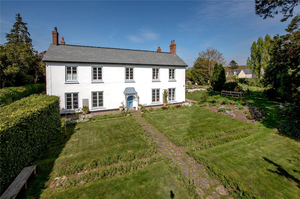 5 Bedrooms Detached House for sale in Bilbrook, Minehead, Somerset