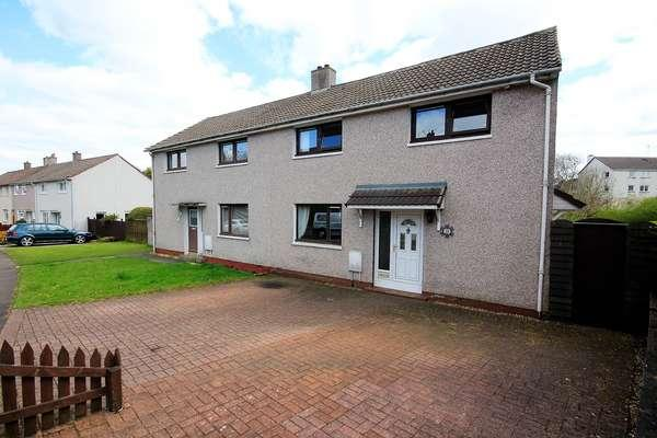 3 Bedrooms Semi-detached Villa House for sale in 19 Lindores Drive, West Mains, East Kilbride, G74 1HJ