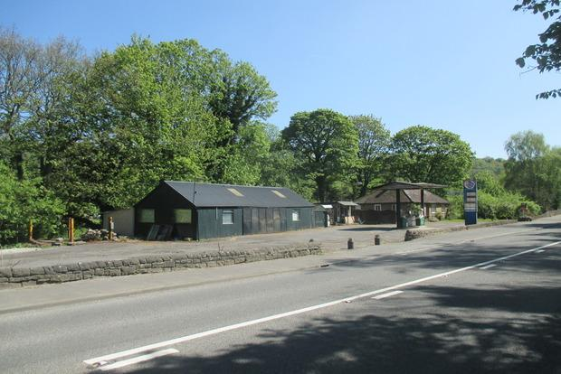 2 Bedrooms Land Commercial for sale in Derby Road, Whatstandwell, Matlock, DE4