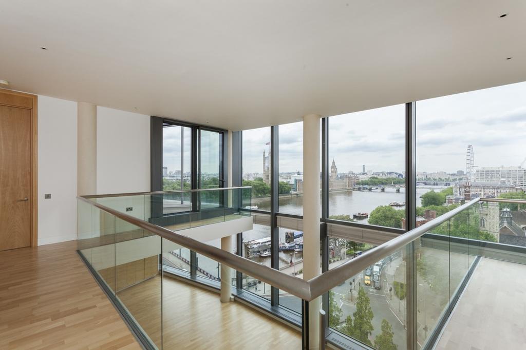 Parliament view apartments albert embankment southbank london se1 3 bed flat to rent - Mezzanine toren ...