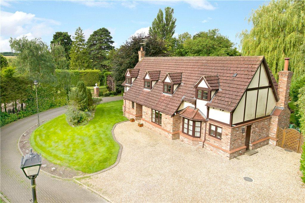 4 Bedrooms Detached House for sale in The Drive, Horton, Northamptonshire