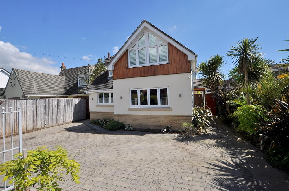 Front Elevation Beds : Bournemouth bed detached house for sale £