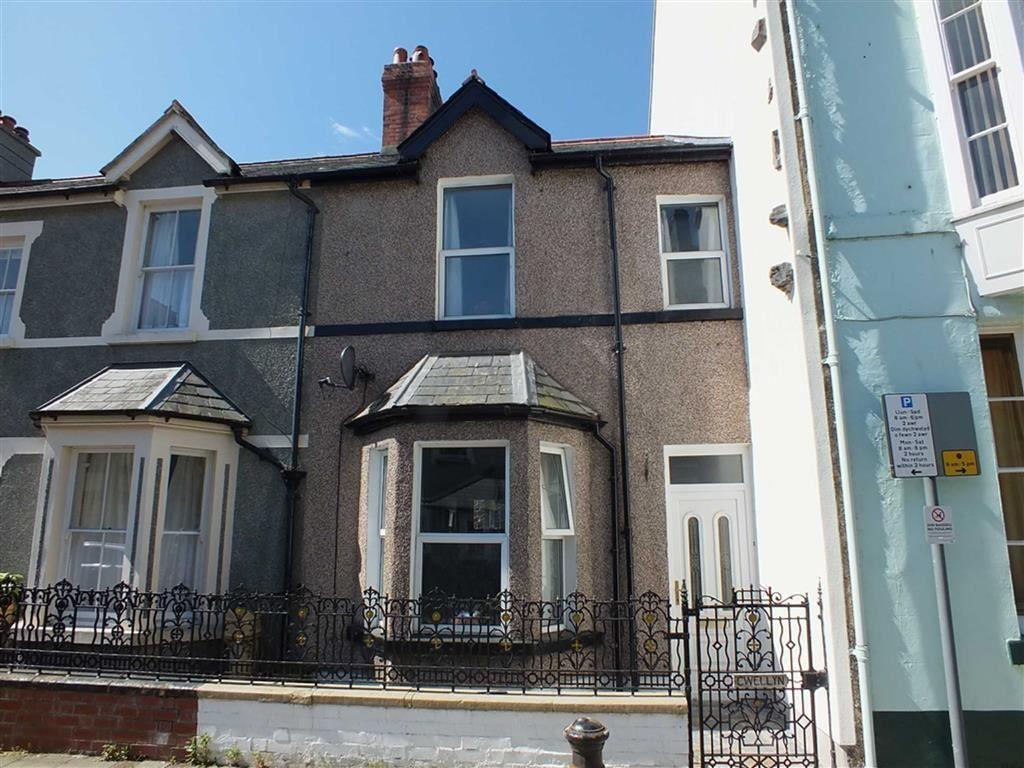 2 Bedrooms Terraced House for sale in Cwellyn, Llanrwst
