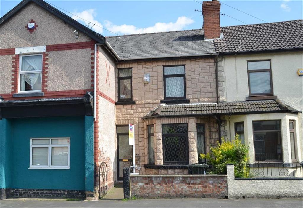 3 Bedrooms End Of Terrace House for sale in Grace Road, Ellesmere Port
