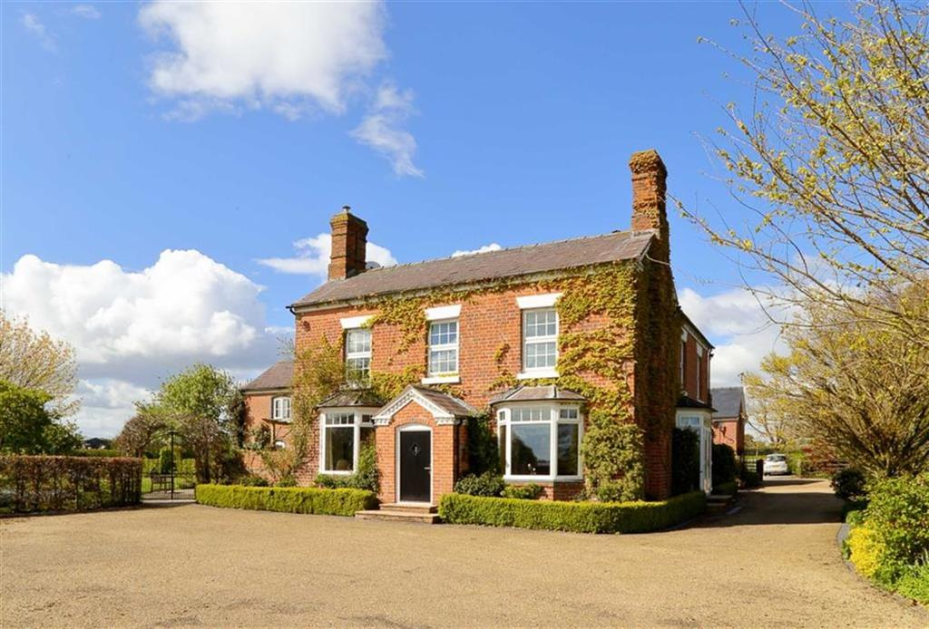 6 Bedrooms Country House Character Property for sale in Whitchurch, SY13