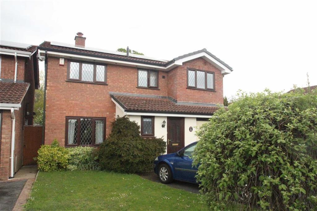 4 Bedrooms Detached House for sale in Torrin Drive, Radbrook, Shrewsbury