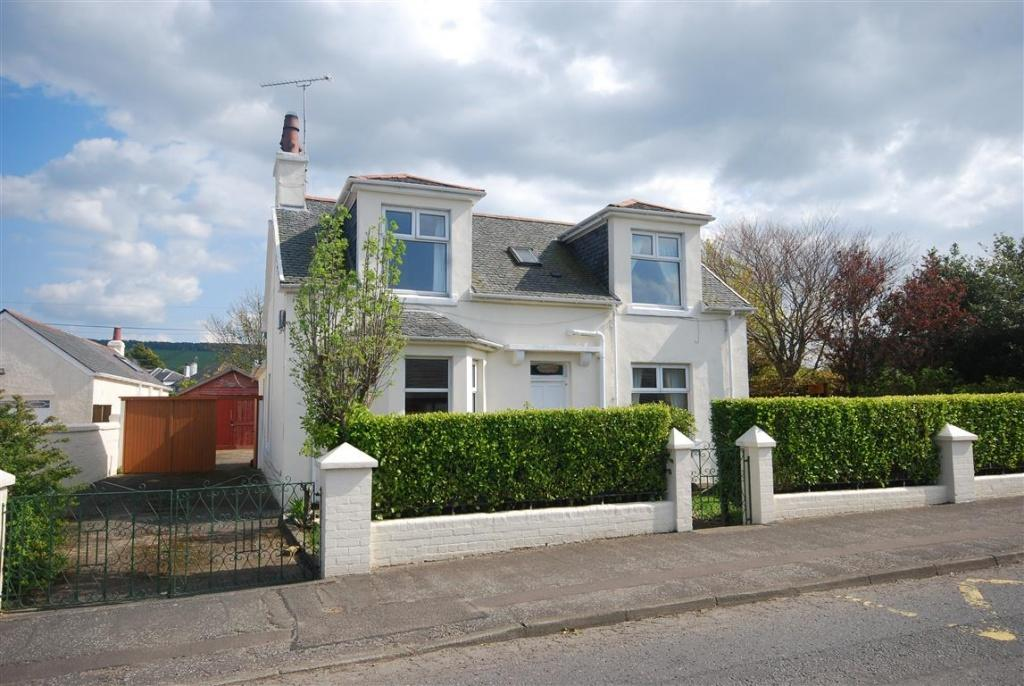 3 Bedrooms Detached Villa House for sale in 15 Turnberry Road, Maidens, KA26 9NN