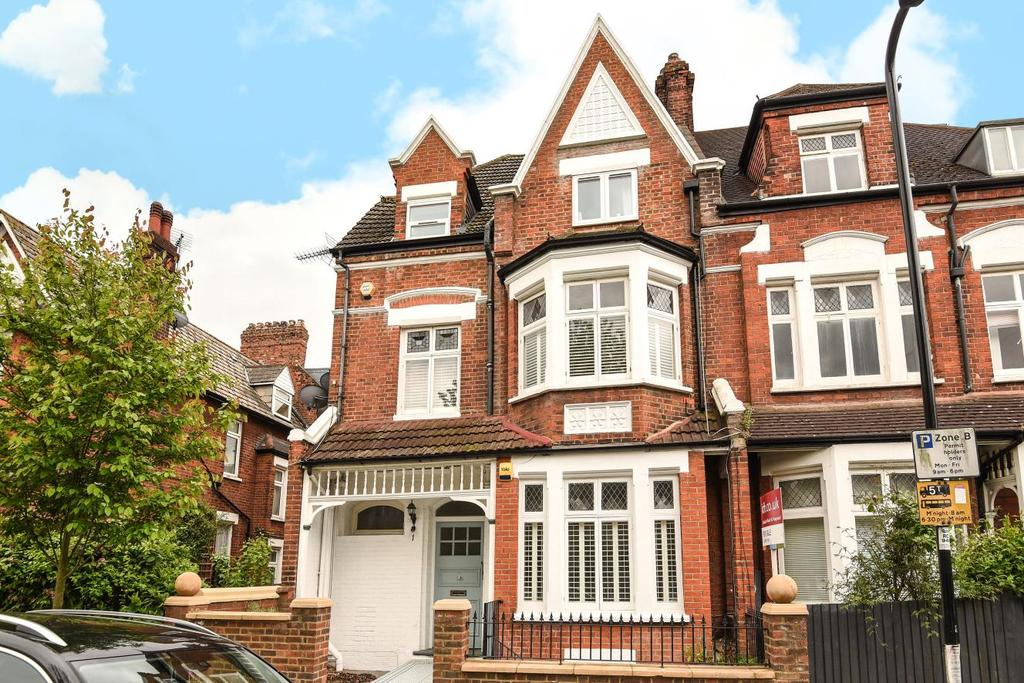2 Bedrooms Flat for sale in Fairlawn Avenue, Chiswick, W4