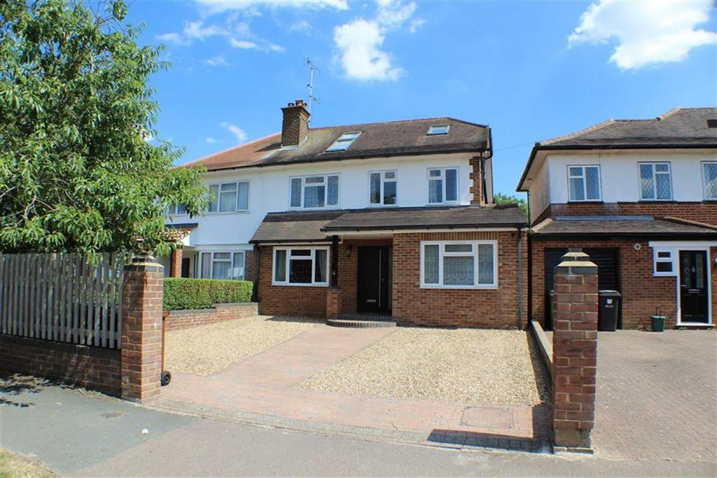 5 Bedrooms Semi Detached House for sale in The Ridgeway, St Albans, Herts